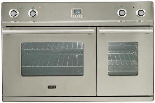 Ilve D900W-MP Elektro-Einbau-Backofen/Doppelbackofen