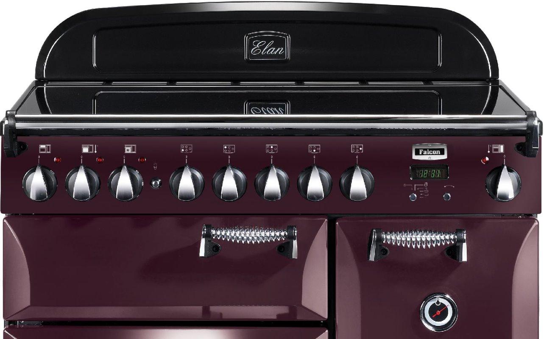 informationsseite h ttich falcon elan 90 range cooker elektro standherd mit. Black Bedroom Furniture Sets. Home Design Ideas