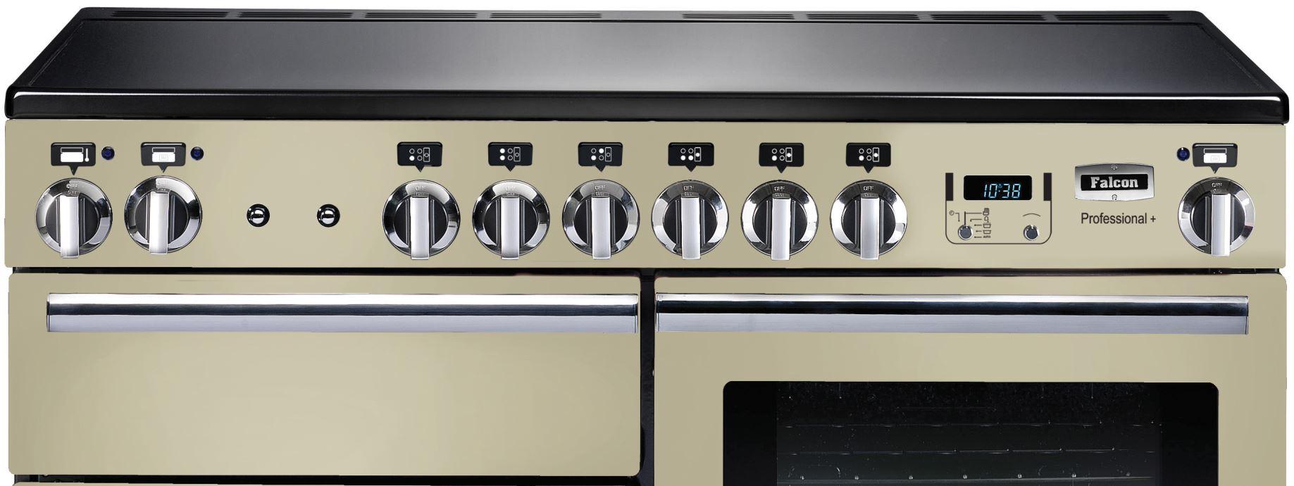 informationsseite h ttich falcon professional 110 range cooker elektroherd mit. Black Bedroom Furniture Sets. Home Design Ideas
