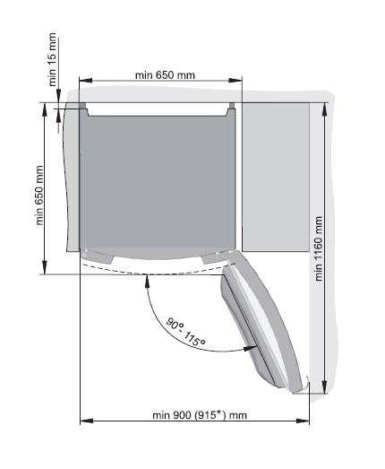 informationsseite h ttich gorenje rk61620r stand k hl gefrierkombination. Black Bedroom Furniture Sets. Home Design Ideas