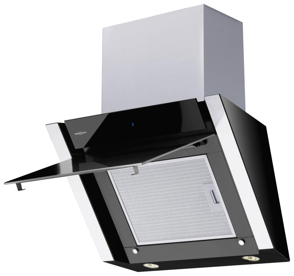 oranier meba60s 870262 kopffrei wandhaube energieeffizienzklasse a. Black Bedroom Furniture Sets. Home Design Ideas