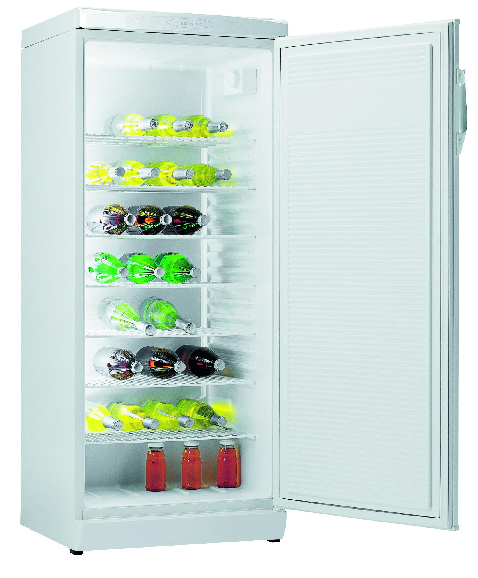 Gorenje RVC6299W Stand-Flaschenkühlschrank/ Energieeffizienzklasse A++