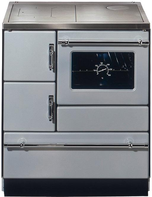 Wamsler K128 CL Küchenherd, grafit, Stahl, Creative-Line, Energieeffizienzklasse A
