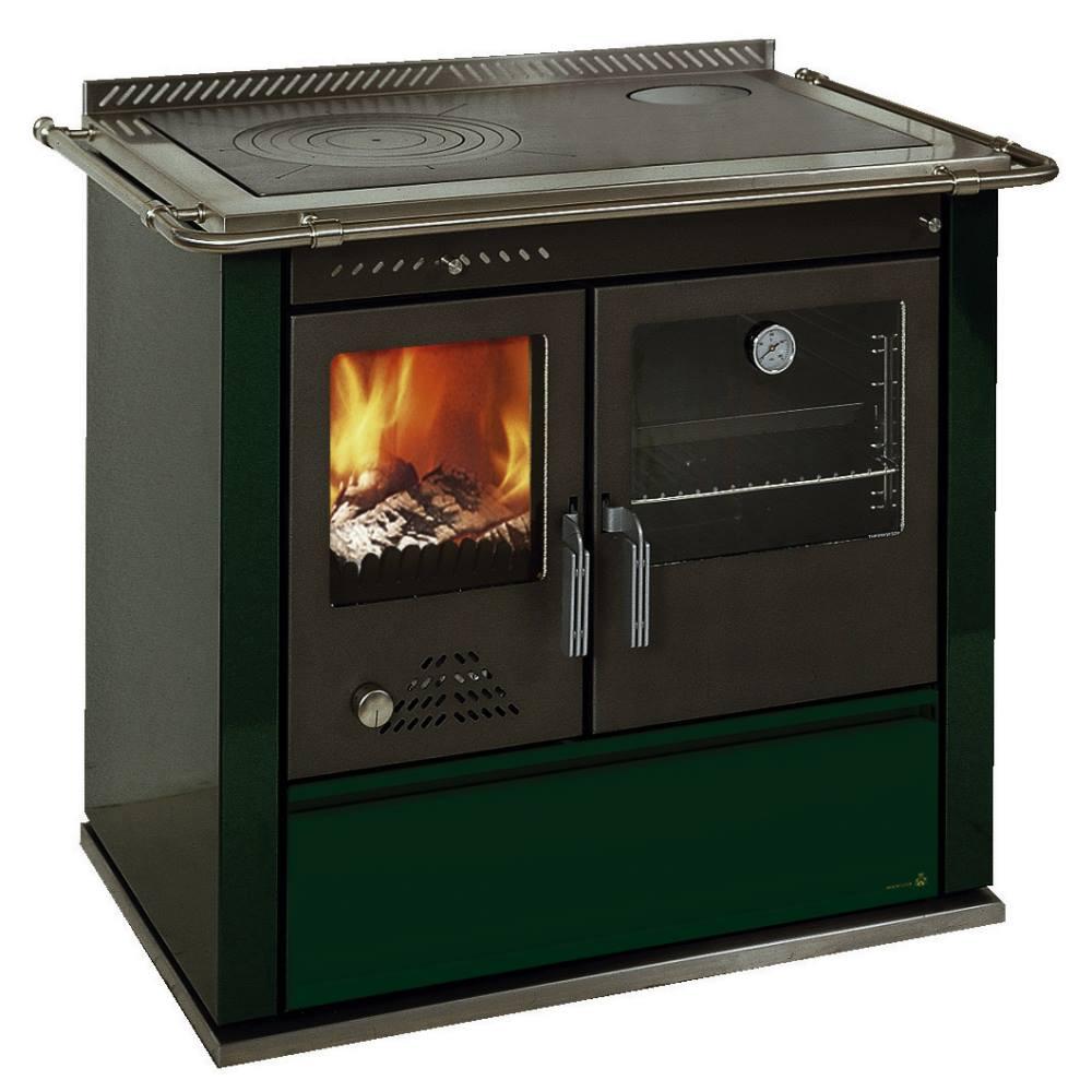 Wamsler K134 F/A Küchenherd, Grün, Ambiente Line, Energieeffizienzklasse A