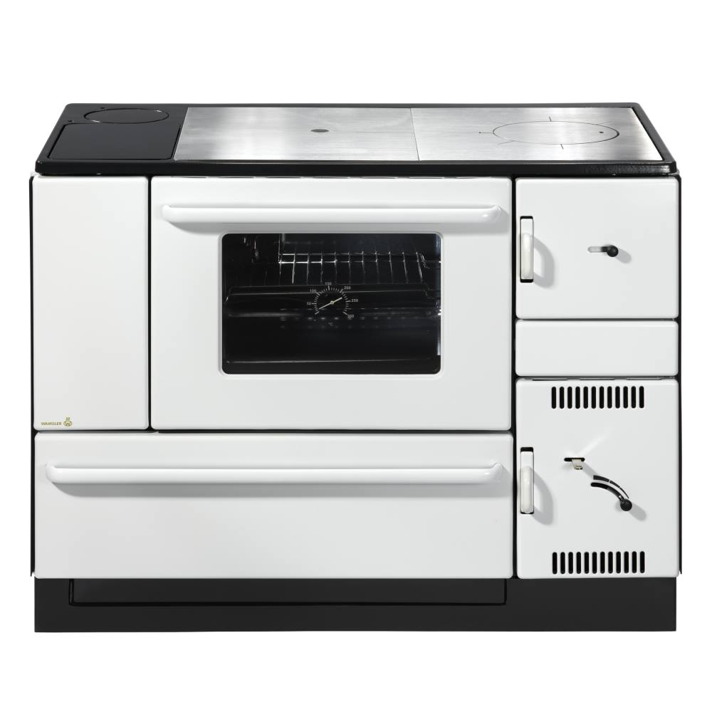 Wamsler K170 K Weiß Küchenherd/Ökonomieherd, Energieeffizienzklasse A