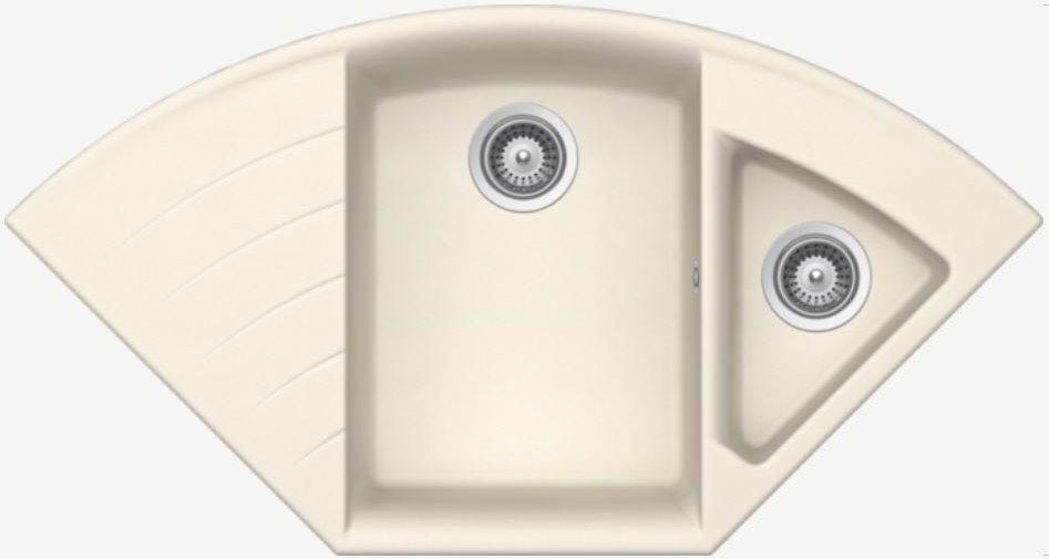Schock Lotus C-150 Art.Nr. LOTC150A Einbauspüle/Eckspüle