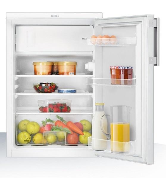 Grundig GTM 14120 Tisch-Kühlschrank/ Energieeffizienzklasse A++
