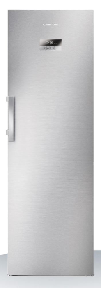 Grundig GFN 13820 X Stand-Gefrierschrank/ Energieeffizienzklasse A++