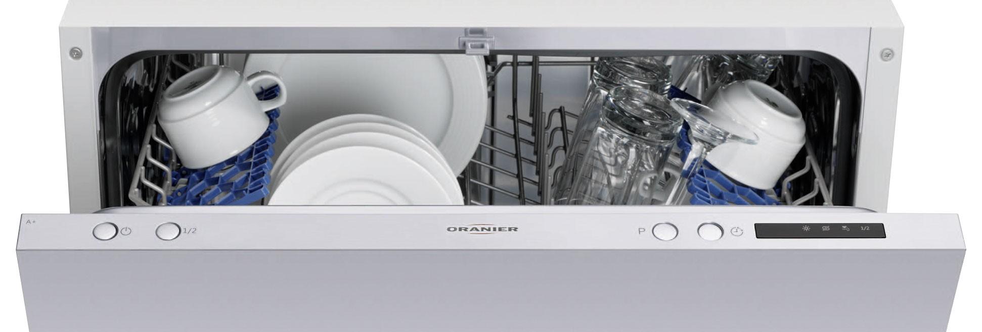 Oranier GAVI758263 Einbau-Geschirrspüler vollintegrierbar/ Energieeffizienzklasse A++