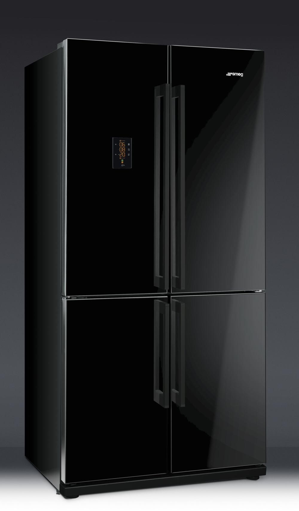 informationsseite h ttich smeg fq60npe stand k hl gefrierkombination french door. Black Bedroom Furniture Sets. Home Design Ideas