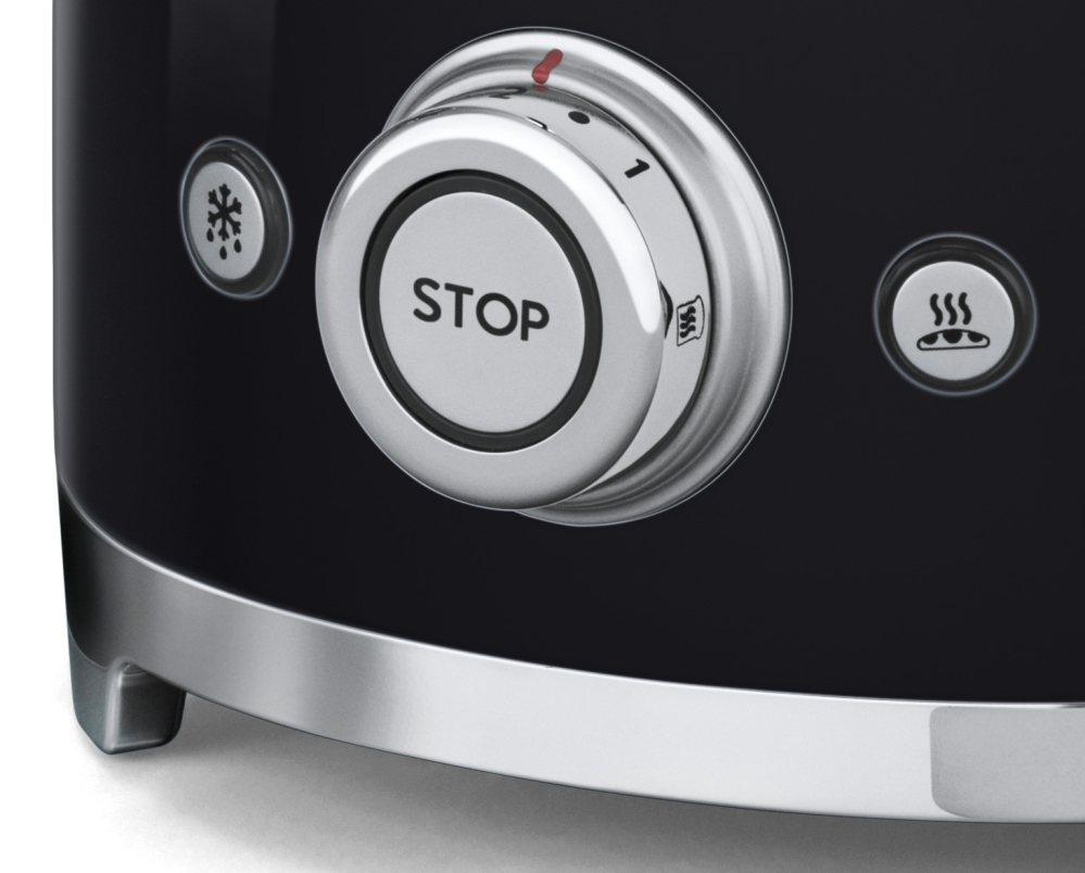 informationsseite h ttich smeg tsf02bleu toaster 4 scheiben schwarz. Black Bedroom Furniture Sets. Home Design Ideas