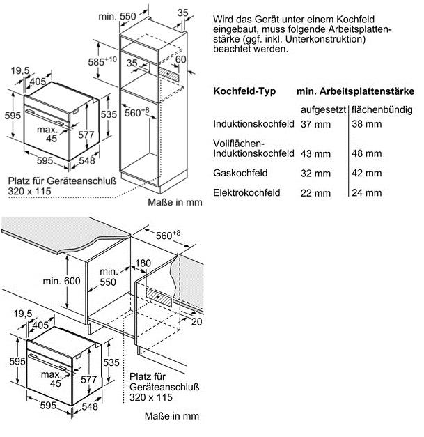 informationsseite h ttich siemens hb674gbs1 elektro einbaubackofen energieeffizienzklasse a. Black Bedroom Furniture Sets. Home Design Ideas