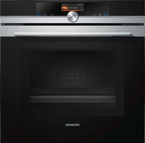 Siemens  HM676G0S1 Elektro-Einbaubackofen mit Mikrowelle