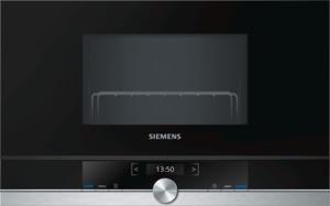 Siemens BE634LGS1 Einbau-Mikrowelle Hoch- und Oberschrank