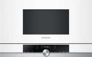 Siemens BF634LGW1 Einbau-Mikrowelle Hoch- und Oberschrank