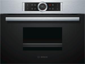 Bosch CDG634BS1  Kompaktdampfgarer