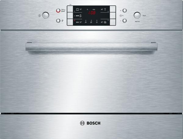 Bosch SKE52M65EU Einbau-Geschirrspüler/ Energieeffizienzklasse A+