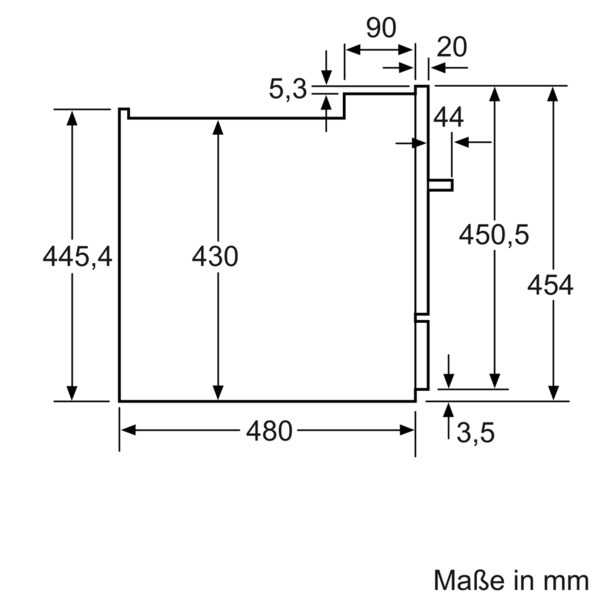 informationsseite h ttich bosch ske53m25eu activewater smart modular geschirrsp ler. Black Bedroom Furniture Sets. Home Design Ideas