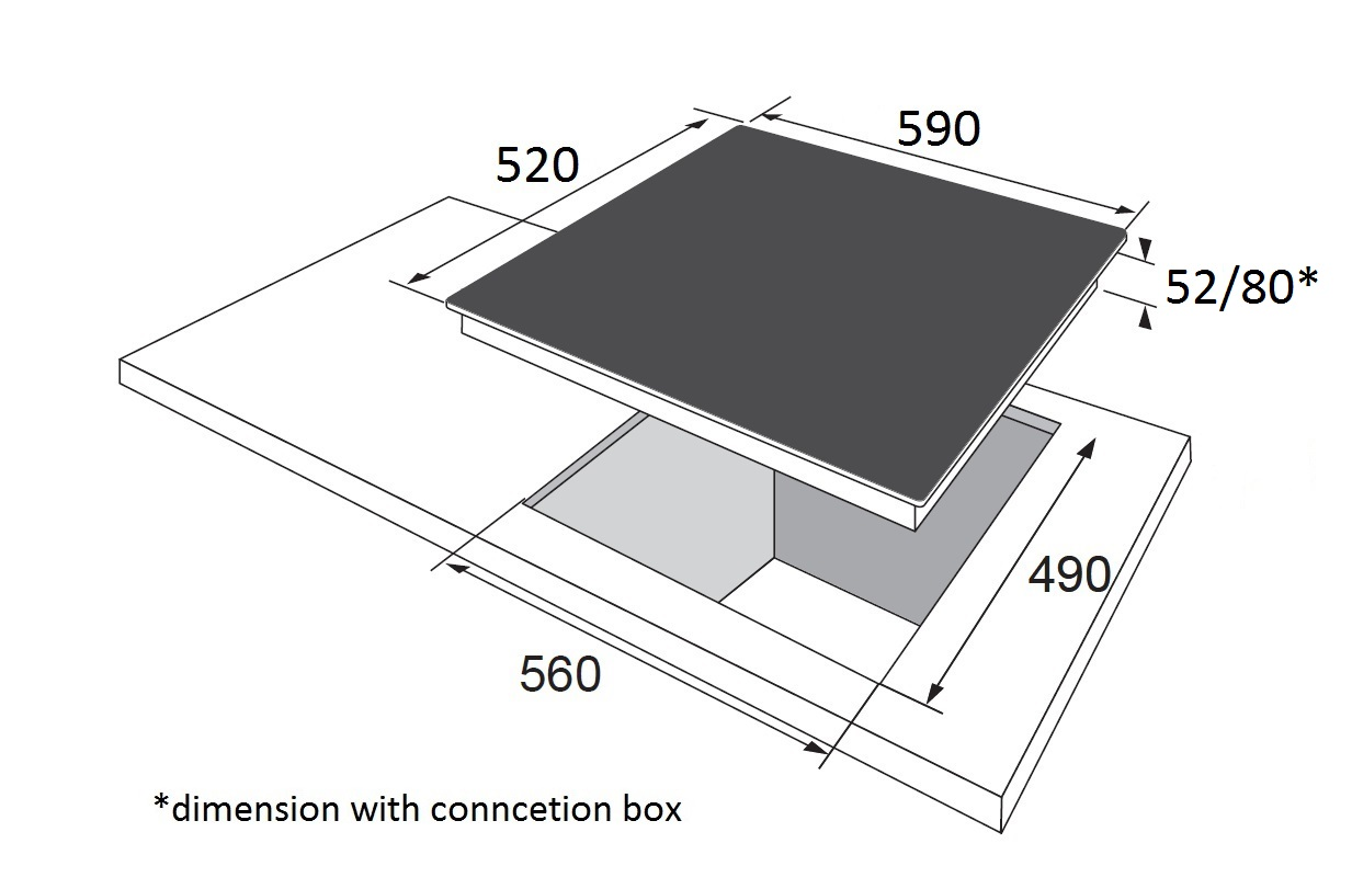 amica set kmg13163e gas kochfeld eb13522e elektro einbau backofen energieeffizienzklasse a. Black Bedroom Furniture Sets. Home Design Ideas