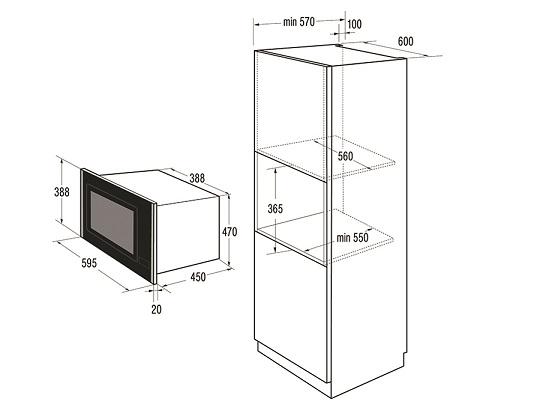 informationsseite h ttich gorenje bm251s7xg superior einbau mikrowelle mit hei luft und grill. Black Bedroom Furniture Sets. Home Design Ideas