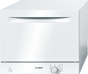 Bosch SKS50E32EU Kompakt-Geschirrspüler/ Energieeffizienzklasse A+