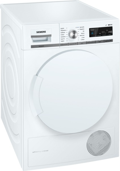 Siemens WT44W5W0 Wärmepumpen-Wäschetrockner/ EEK A+++ (Spektrum: A+++ bis D)