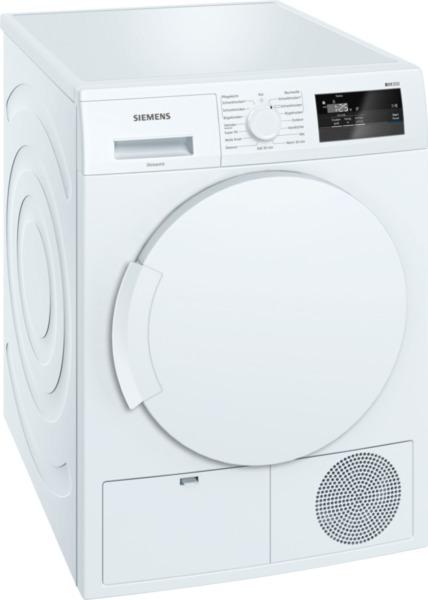 Siemens WT43H000 Wärmepumpen-Wäschetrockner/ EEK A+ (Spektrum: A+++ bis D)