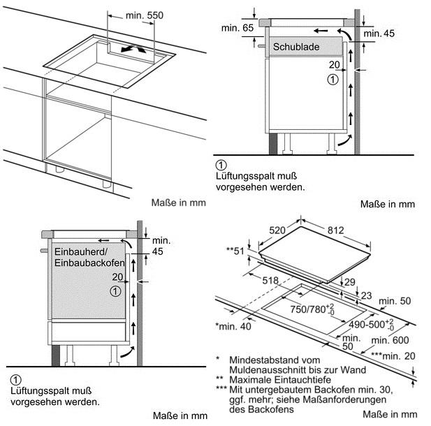 informationsseite h ttich siemens ex875lyc1e flex induktionskochfeld iq 700. Black Bedroom Furniture Sets. Home Design Ideas