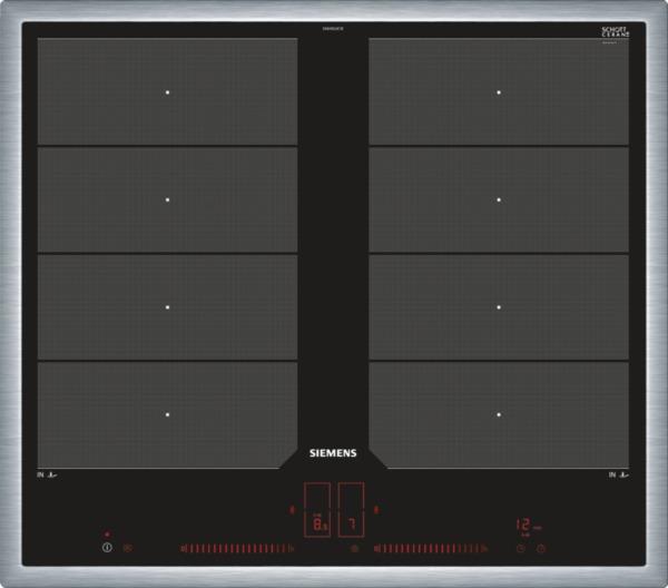 Siemens EX645LXC1E varioInduktions-Kochfeld iQ 700