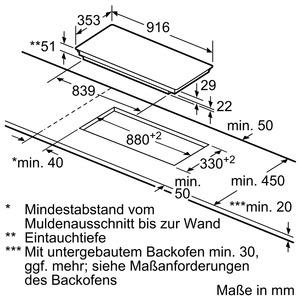 informationsseite h ttich bosch pxx275fc1e flex induktionskochfeld glaskeramik. Black Bedroom Furniture Sets. Home Design Ideas