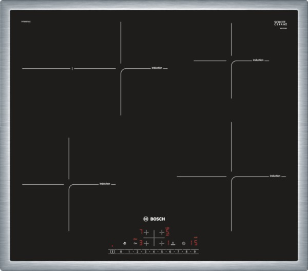 Bosch PIF645FB1E Induktions-Kochstelle Glaskeramik