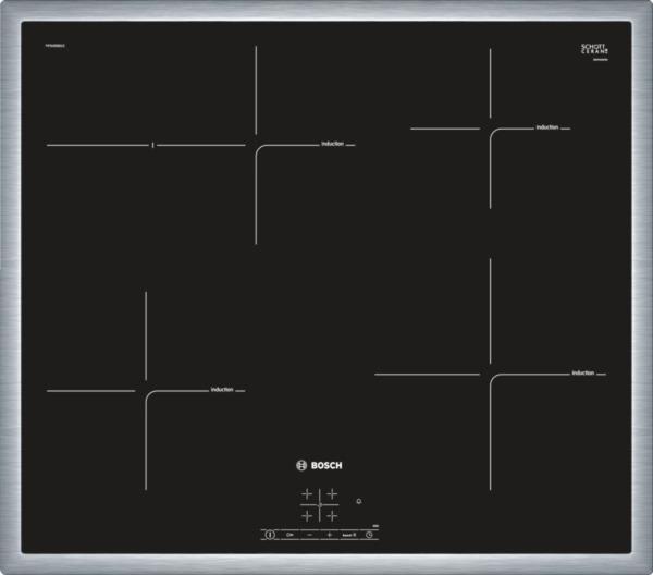 Bosch PIF645BB1E Induktions-Kochstelle Glaskeramik
