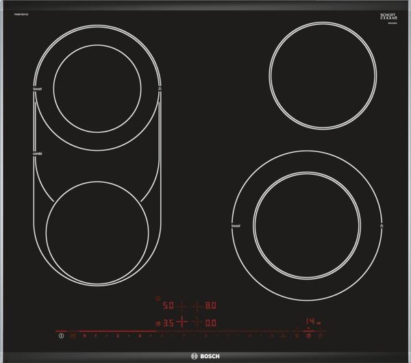 Bosch PKM675DP1D Kochfeld-Glaskeramik
