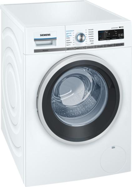 Siemens WM14W740 Waschmaschine Frontlader/ Energieeffizienzklasse  A+++ (Spektrum: A+++ bis D)