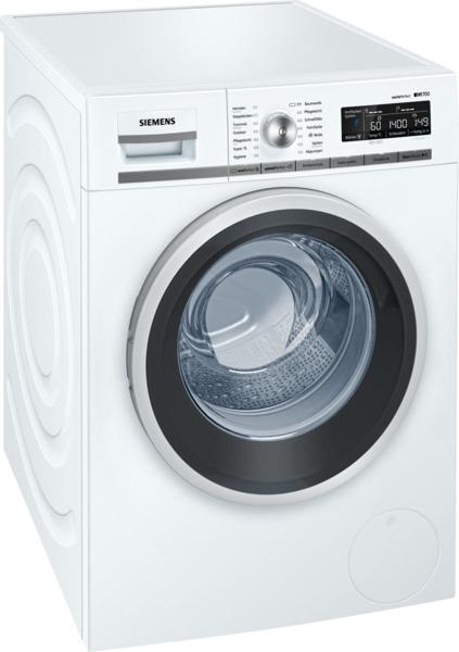 Siemens WM14W540 Waschmaschine Frontlader/ Energieeffizienzklasse  A+++ (Spektrum: A+++ bis D)