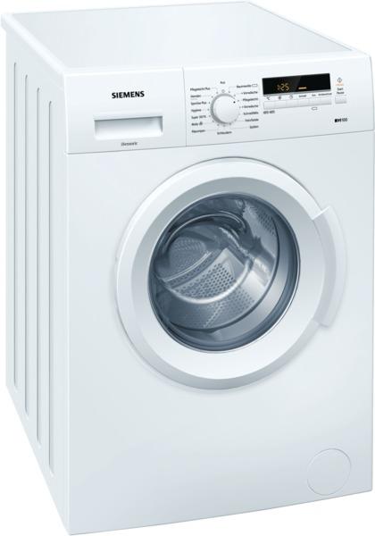 Siemens WM14B222 Waschmaschine Frontlader/ Energieeffizienzklasse  A+++ (Spektrum: A+++ bis D)