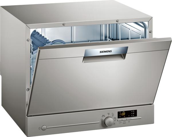 Siemens SK26E821EU Stand-Geschirrspüler/ EEK A+ (Spektrum: A+++ bis D)