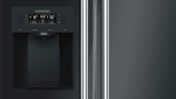 Siemens Kühlschrank Coolbox : Siemens ka dsb side by side stand kühl gefrierkombination