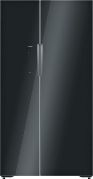 Siemens KA92NLB35 Side by side Stand-Kühl-Gefrierkombination/ Energieeffizienzklasse A++
