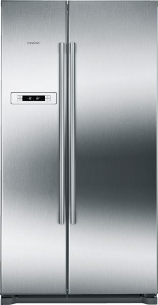Siemens KA90NVI30 Side by Side Stand Kühl-Gefrierkombination/ Energieeffizienzklasse A++