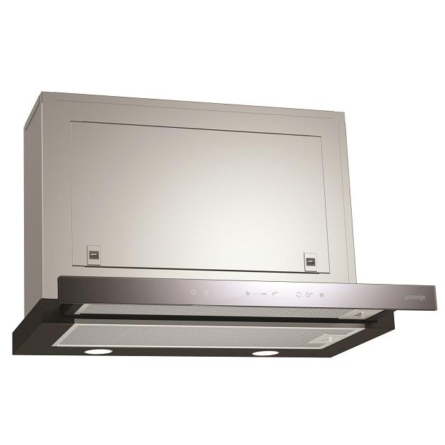 gorenje bhp643a5bg flachschirm dunstabzugshaube energieeffizienzklasse a. Black Bedroom Furniture Sets. Home Design Ideas