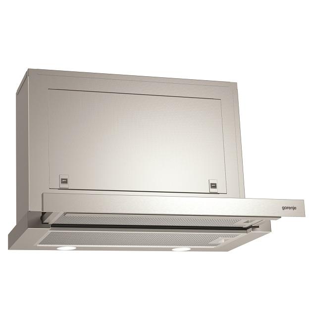 Gorenje BHP613E7X Flachschirm-Dunstabzugshaube/ Energieeffizienzklasse C