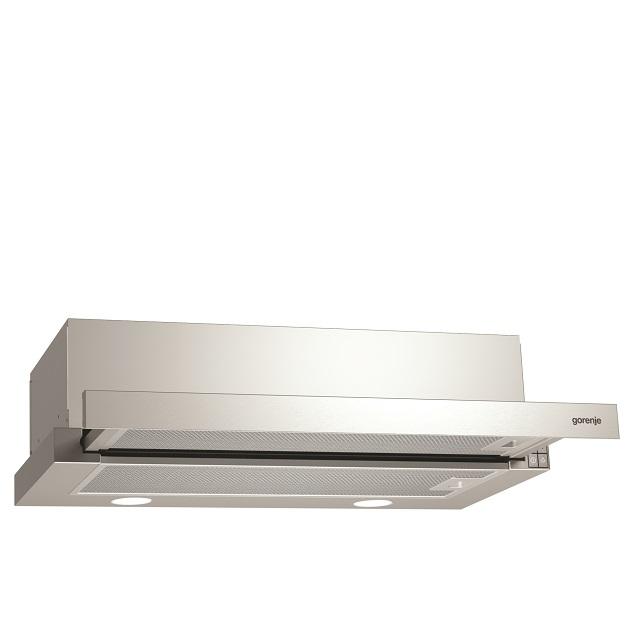 Gorenje BHP623E11X Flachschirm-Dunstabzugshaube/ Energieeffizienzklasse C