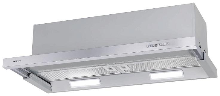 Oranier 4GL60  Flachschirmhaube  863260/ Energieeffizienzklasse B