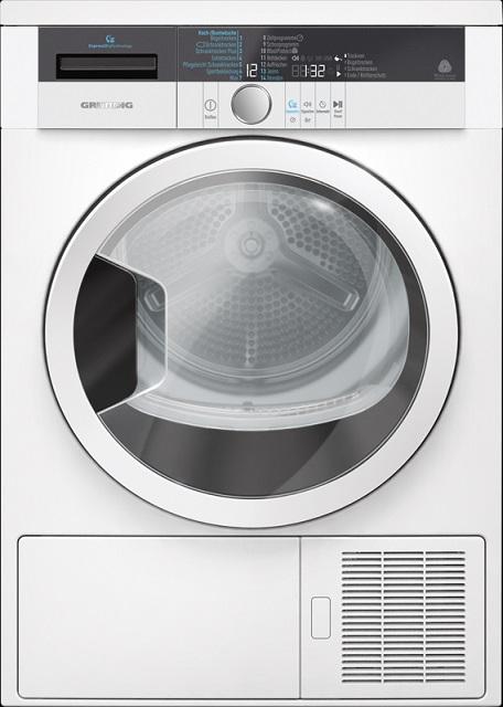Grundig GTA 38267 G Kondenstrockner Wärmepumpentechnologie/ Energieeffizienzklasse A+++ (Spektrum: A+++ bis D)