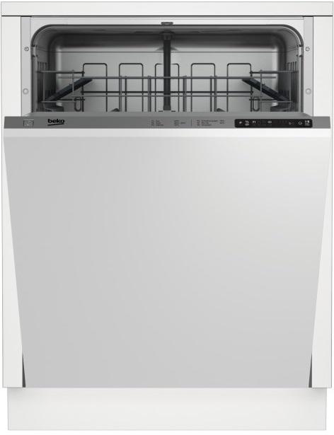 Beko DIT 16220 Einbau-Geschirrspüler/ Energieeffizienzklasse A++