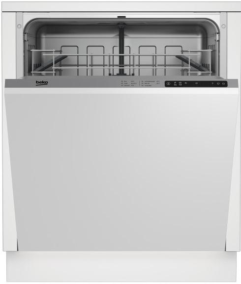 Beko DIN 16210 Einbau-Geschirrspüler/ Energieeffizienzklasse A+