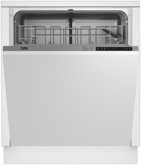 Beko DIN 14211 Einbau-Geschirrspüler/ Energieeffizienzklasse A+