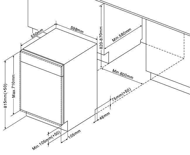 informationsseite h ttich amica egsp 14569 v einbau. Black Bedroom Furniture Sets. Home Design Ideas