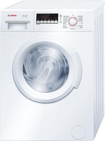 Bosch WAB28222 Waschmaschine/ Energieeffizienzklasse A+++ (Spektrum: A+++ bis D)